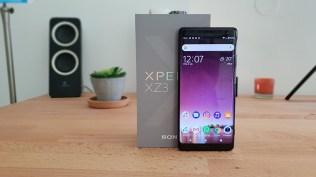 Sony Xperia XZ3 Recenzija