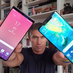 Samsung Galaxy Note9 vs. Huawei Mate 20 Pro - Usporedni test
