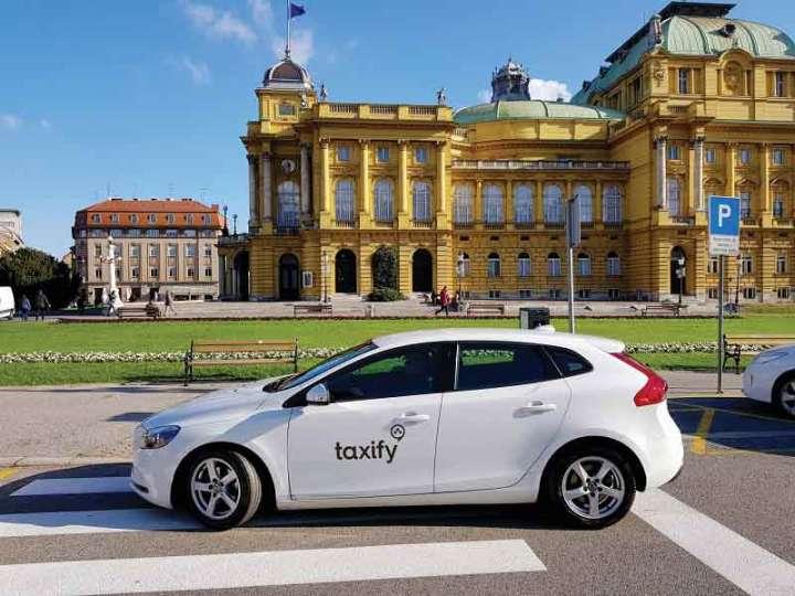 Taxify od danas i u Hrvatskoj