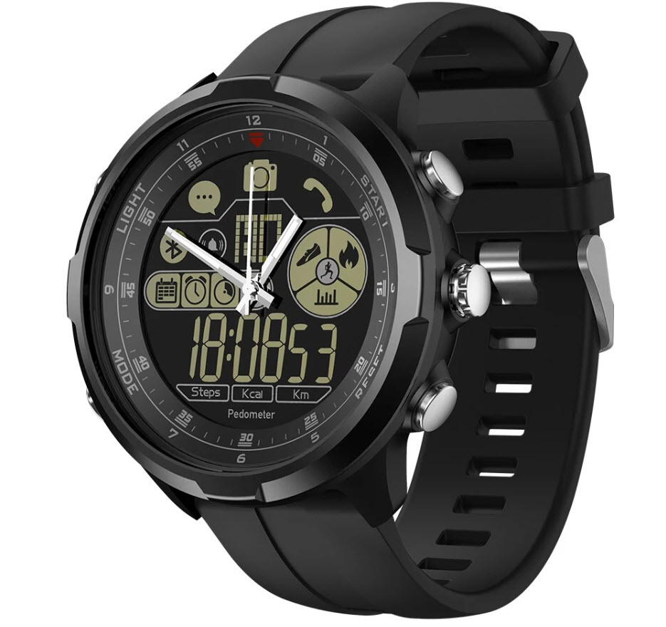 Mazni Zeblaze VIBE 4 HYBRID Smartwatch za samo 21.77€