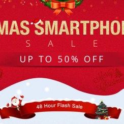 Božićna rasprodaja u Geekbuyingu - super smartphonei sljedećih 48 sati jeftiniji i do 50%