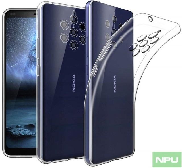 Nokia 9 PureView s penta kamerom na hrpi rendera, stiže u siječnju?