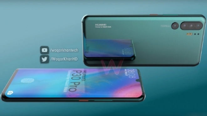 Evo kako bi mogao izgledati Huawei P30 Pro [Video]