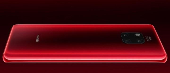 Huawei Mate 20 Pro uskoro i u Red te Comet Blue bojama