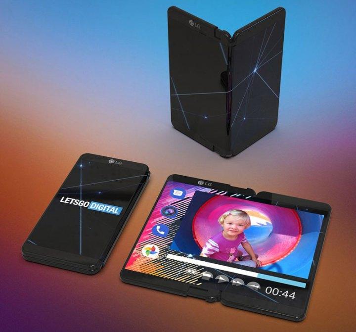 LG patent najavljuje tvrtkin savitljivi smartphone