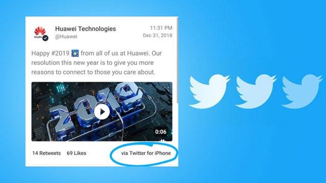 Nema labavo Huawei kaznio zaposlenike zbog twitanja s iPhonea