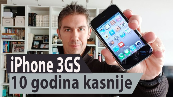 Blast From The Past Epizoda 05 - iPhone 3GS 10 godina kasnije