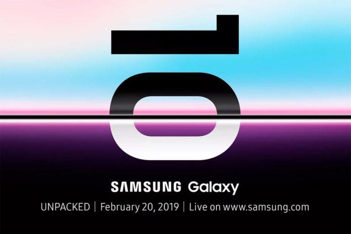 Službeno: Galaxy S10 stiže 20. veljače!