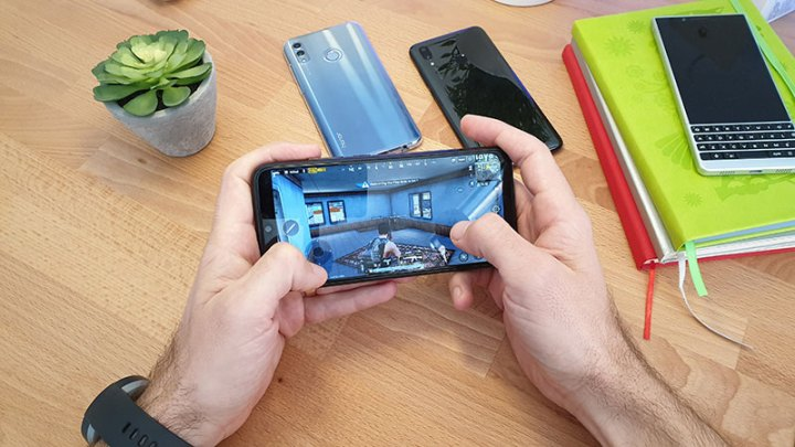 redmi note 7 recenzija gaming
