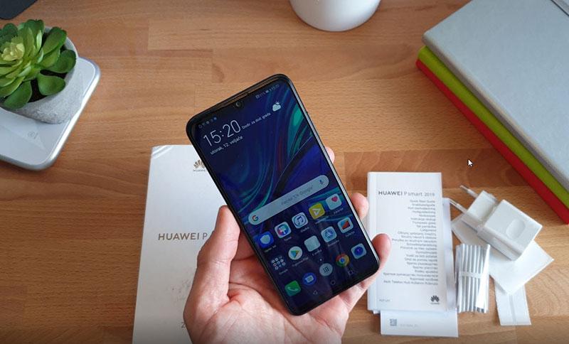 Huawei P Smart 2019 - Unboxing i prvi dojmovi