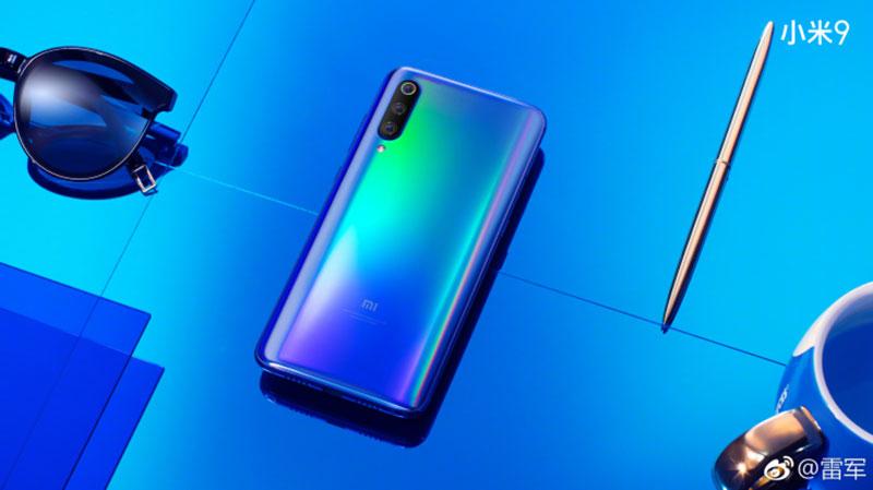 Xiaomi Mi 9 u punom sjaju na službenim renderima