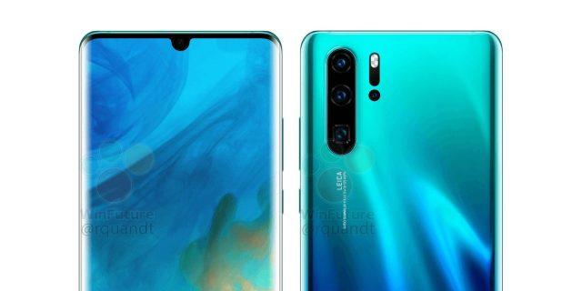 Huawei P30 Pro osvanuo na internetu, donosi 10x optički zum!