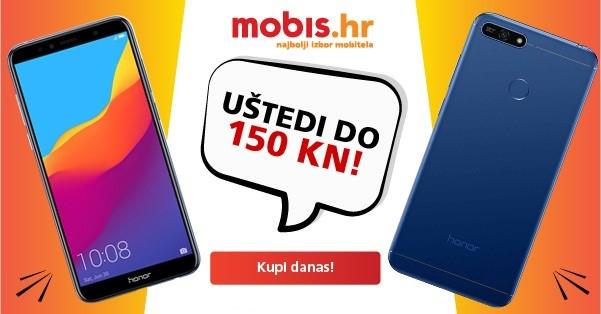 Honor pametni telefoni na akciji! Požuri i iskoristi vrhunsku ponudu na mobis.hr! 1