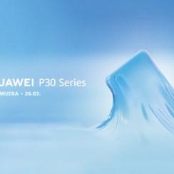 Huawei P30 već u predbilježbama u operatera A1, najbržima na poklon novi Watch GT 2019