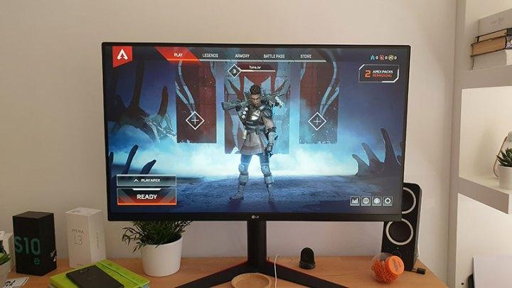 Prinova u studiju: LG 32GK850G Gaming Monitor
