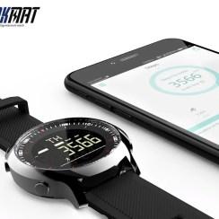 Ovaj vodootporni sportski pametni sat može biti tvoj za samo €16.44!