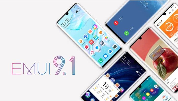Ovi će Huawei i Honor telefoni dobiti EMUI 9.1 nadogradnju