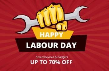 Praznik rada u Geekbuyingu donosi sniženja i do 70% na popularne gadgete!