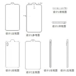 Xiaomi priprema smartphone s obrnutim notchem