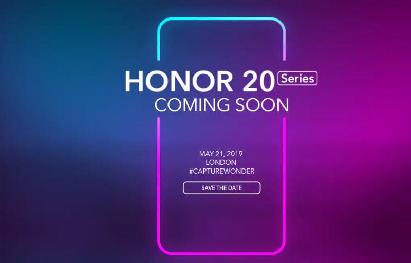 Honor 20 Livestream ovdje!