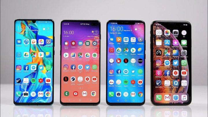 Isporuke smartphonea u Q1 u padu, Huawei najveći dobitnik, Apple najveći gubitnik