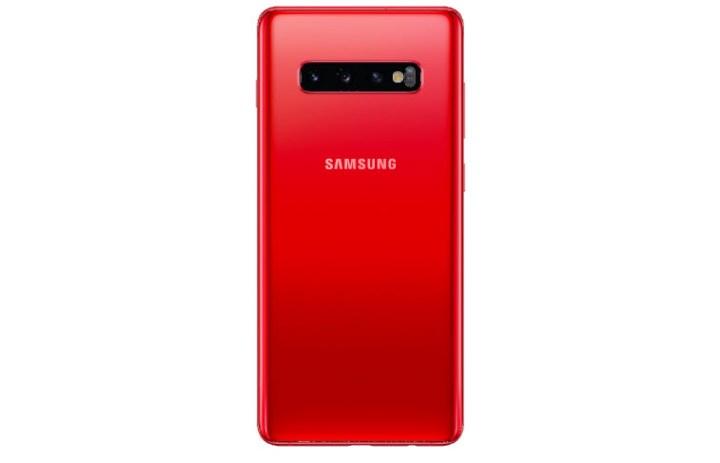 Galaxy S10 serija odsad i u kardinalski crvenoj