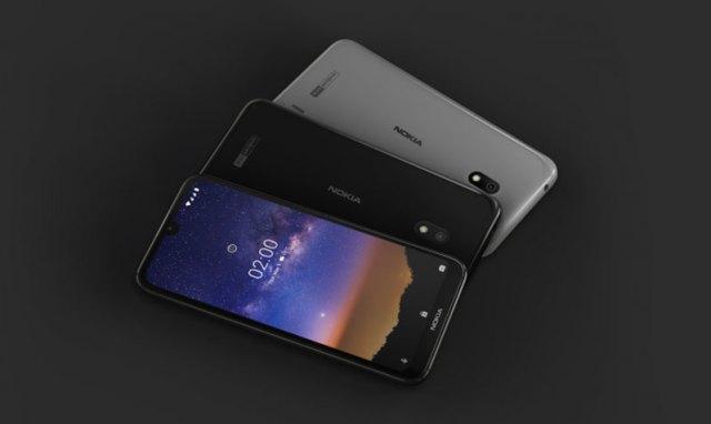 Nokia 2.2 službeno: 5.7'' zaslon + 13MP kamera + Android One = €99