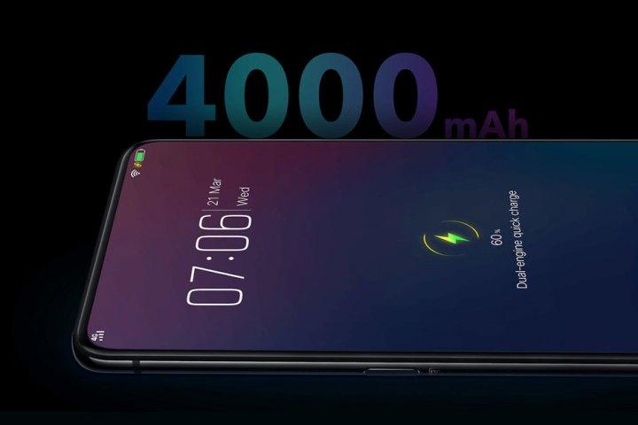 Vivo ima 120W punjač koji 4000 mAh bateriju napuni za 13 minuta!