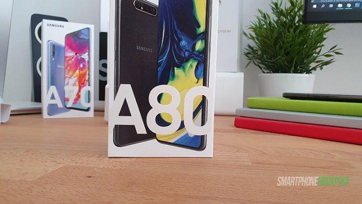 Samsung Galaxy A80 - Unboxing i prvi dojmovi