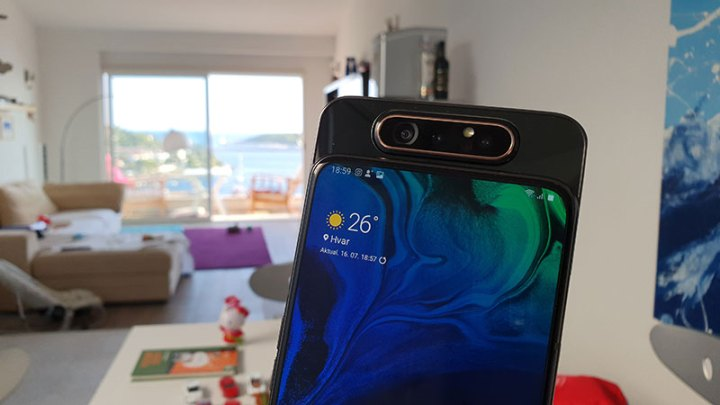 Recenzija: Samsung Galaxy A80