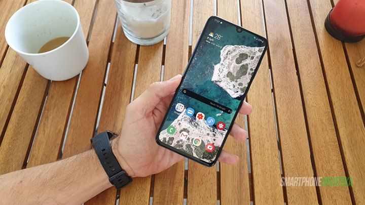 Galaxy A70 Android 10