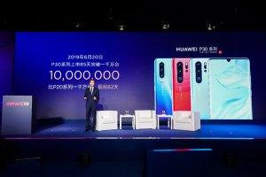 Huawei isporučio 10 milijuna uređaja iz P30 serije