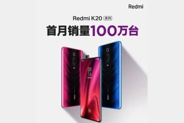 Milijun primjeraka Redmi K20 i K20 Pro telefona prodano u prvih mjesec dana