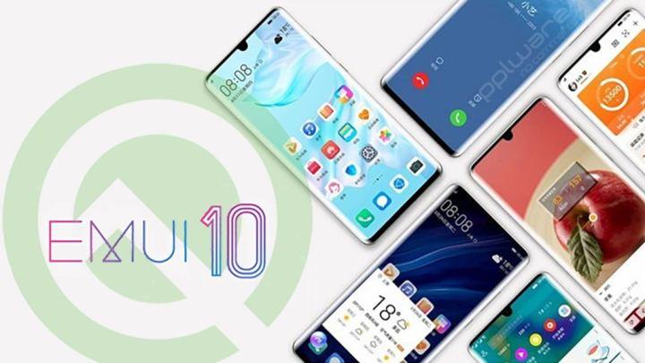 EMUI 10 za Huawei P30 i P30 Pro