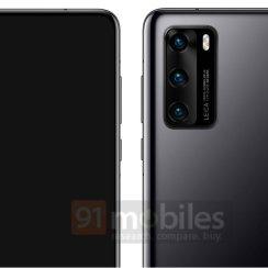 Huaweiev rival Galaxyu S20+ otkriva se na novim renderima