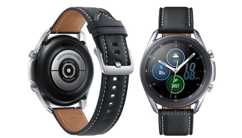 Nadolazeći Galaxy Watch 3 opet pozira