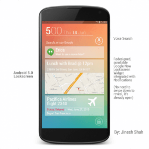 Android-5.0-Lockscreen-499x500