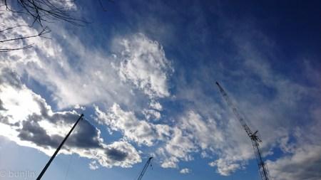 あの雲、掴めるかな