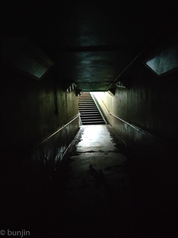 暗闇を駆け抜けろ