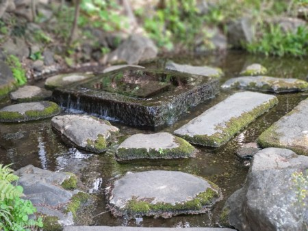The source of Kanda river