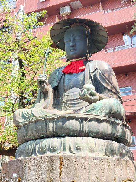 Jizo buddha