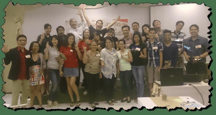 Smart Pinoy Investor Seminar - Iloilo