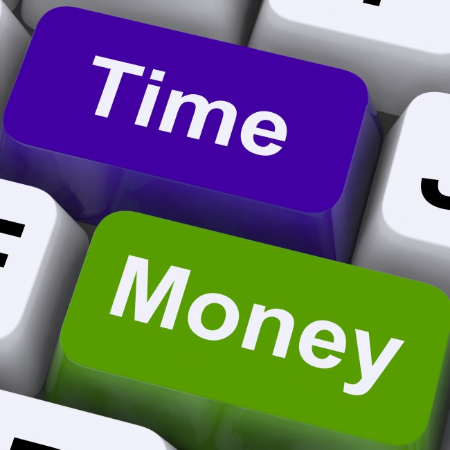 Trading your time for money is called active income