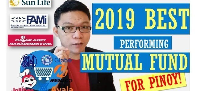 2019 BEST Performing Mutual Fund in the Philippines