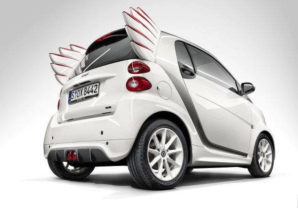 smart fortwo edition by Jeremy Scott, 451
