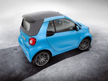 smart fortwo cabrio BRABUS edition 2016