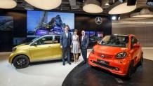 Media Reception at Mercedes me Store, Beijing 2016