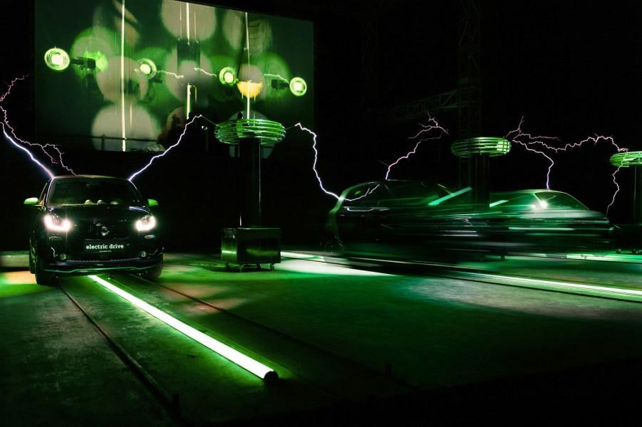 Die smart electric drive Modelle in Berlin