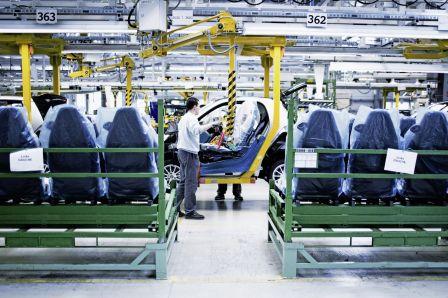 10 Jahre smart: smart fortwo Produktion im Werk Hambach 10 years of smart: smart fortwo production, plant Hambach