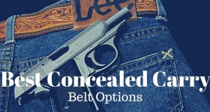 best concealed carry belt options